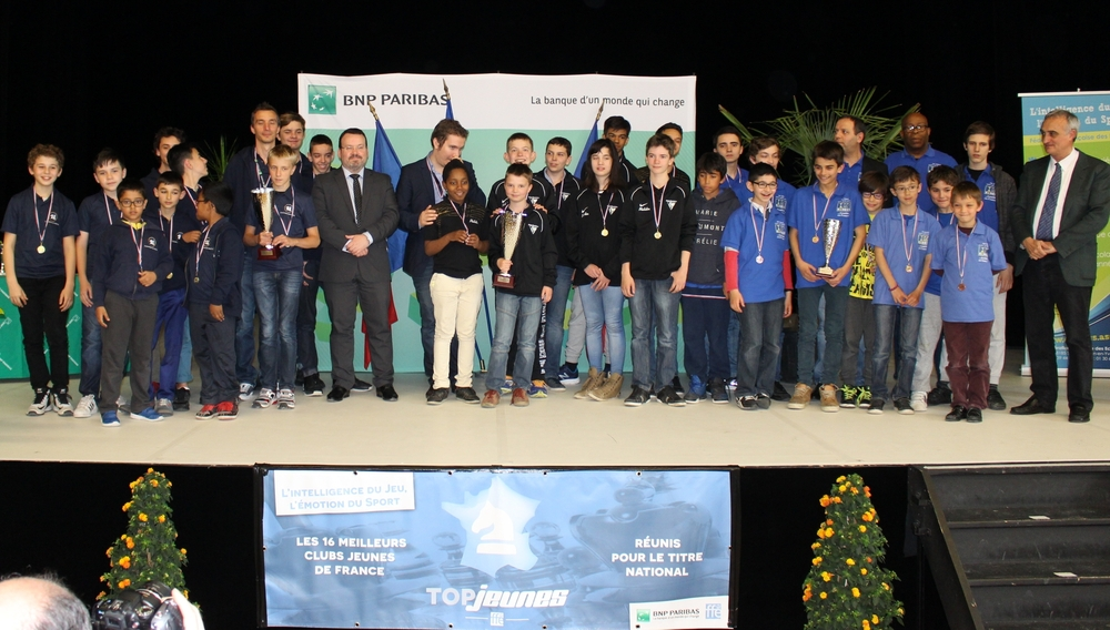 MULHOUSE CHAMPION 2016